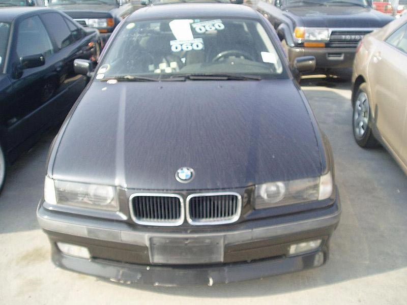 Used 1994 BMW 320I LHD Car