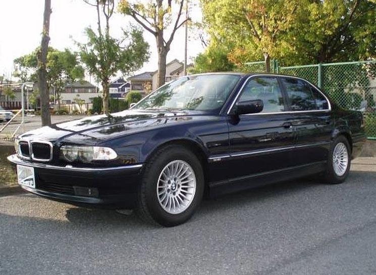 Used 1999 BMW 740i LHD Car
