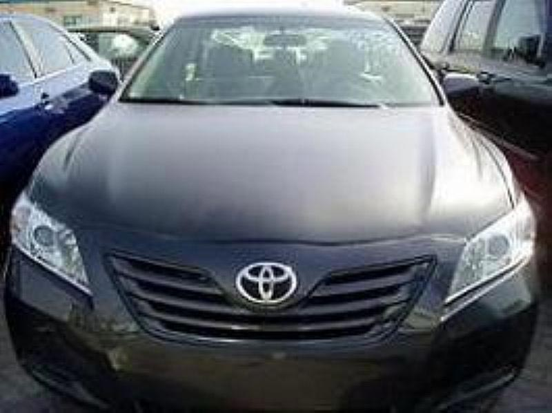 Used 2009 Toyota Camry LHD Car