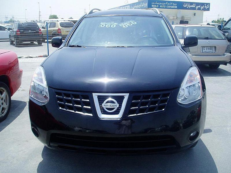 Used 2010 Nissan Rouge LHD Car