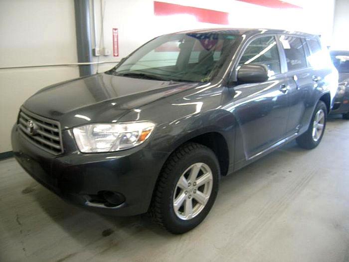 Used 2010 Toyota Highlander LHD Car