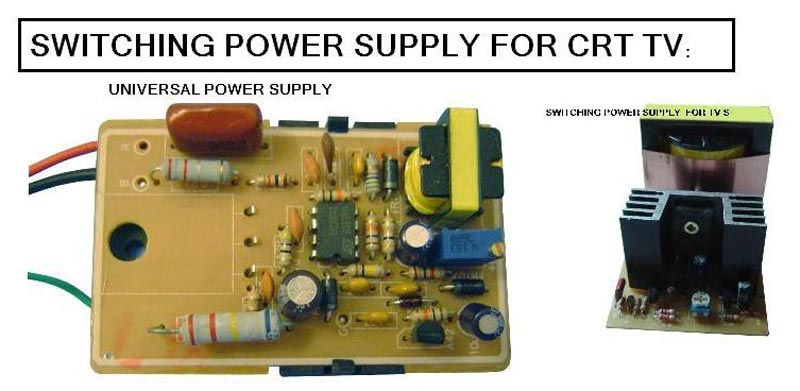 CRT TV Power Supply Board,Switching Power Supply for CRT ...