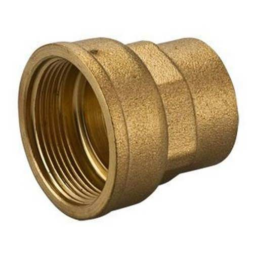 Brass pipe fittings threaded tee