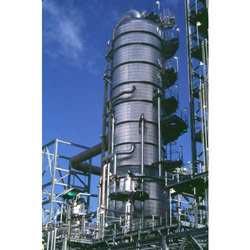 Industrial Distillation Column,Fractionating Column,Distillation ...