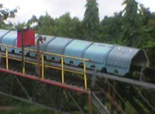FRP Conveyor Hood