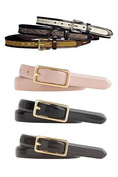 Ladies Fashion Leather Belt