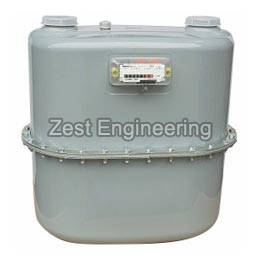 Diaphragm Gas Flow Meter