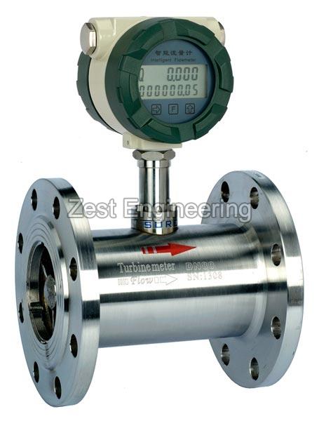 Liquid Turbine Water Flow Meter