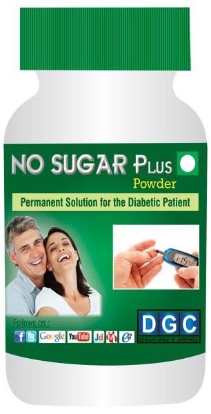 No Sugar Plus Powder
