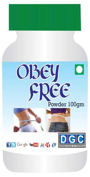 Obey Free Powder