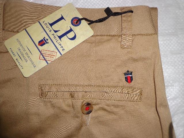 Mens Branded Cotton Trousers