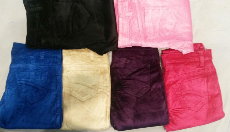 Mens Non-Branded Cotton Trousers