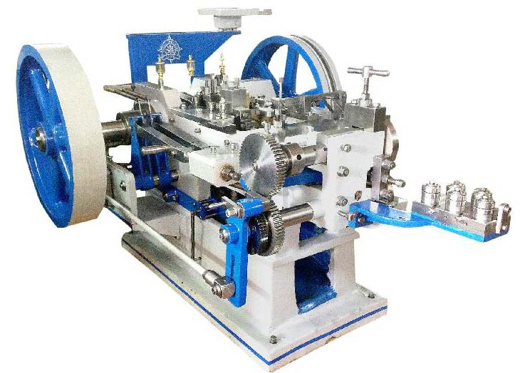 Automatic Double Stroke Cold Heading Machine 01