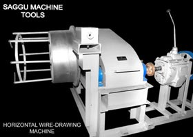 Horizontal Wire Drawing Machine