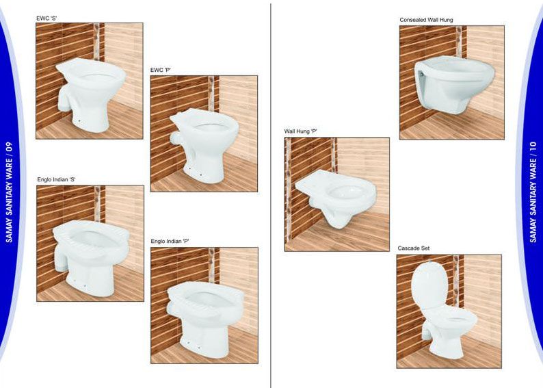 Western Commode