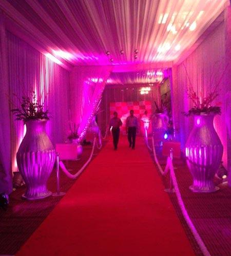 Wedding mandap manufacturer exporter supplier saharanpur for Decoration job in mumbai