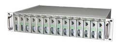 14 Slots Ethernet Media Converter Rack