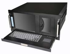 5U Industrial Rackmount Workstation PC