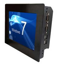 """8.4"""" Touch Screen Industrial Panel PC"""