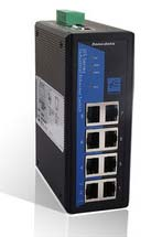 Industrial DIN-Rail Managed Ethernet Switch (8TP)