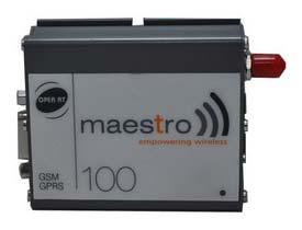 Maestro 100 GSM GPRS Modem