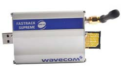 Wavecom Fastrack M1306B GSM GPRS Modem USB