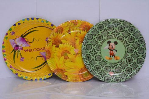 Fancy Paper Plates 02