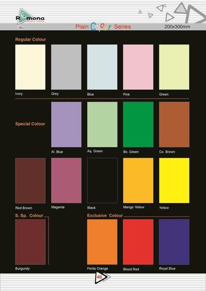 Plain Color Series Tiles