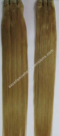 Virgin Blonde Hair Extensions