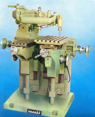 3 D Pantograph Milling Machine (MTU 55)