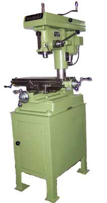 Precision Drilling Cum Milling Machine