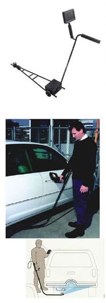 Under Vehicle Scanning System