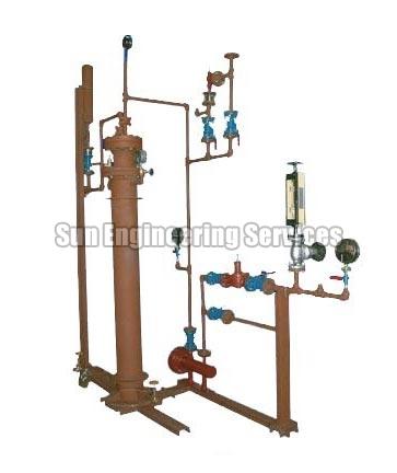 Chlorine Vaporizer System