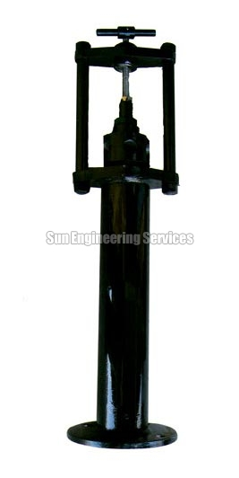 Telescopic Sludge Valve