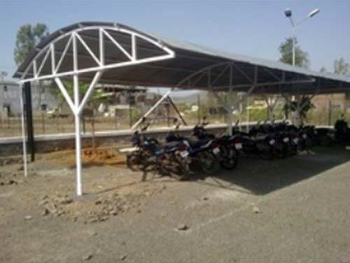 Bike Parking Sheds