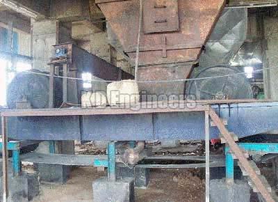 Submerged Ash Conveyor System