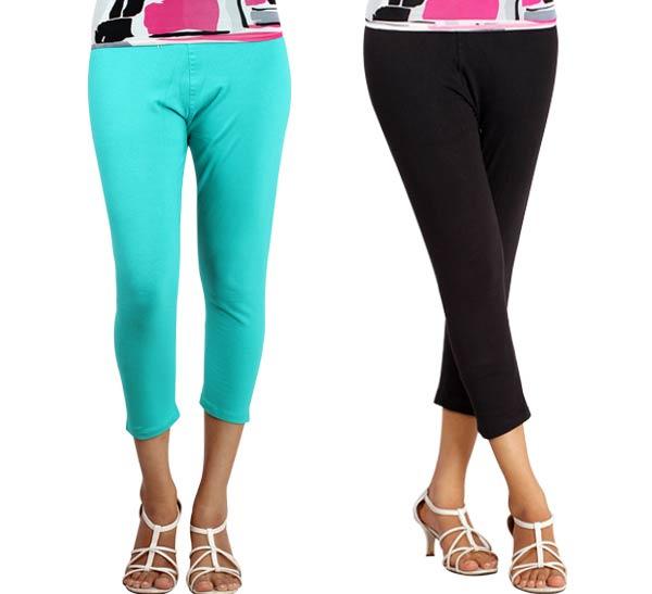 Ladies Capri Leggings