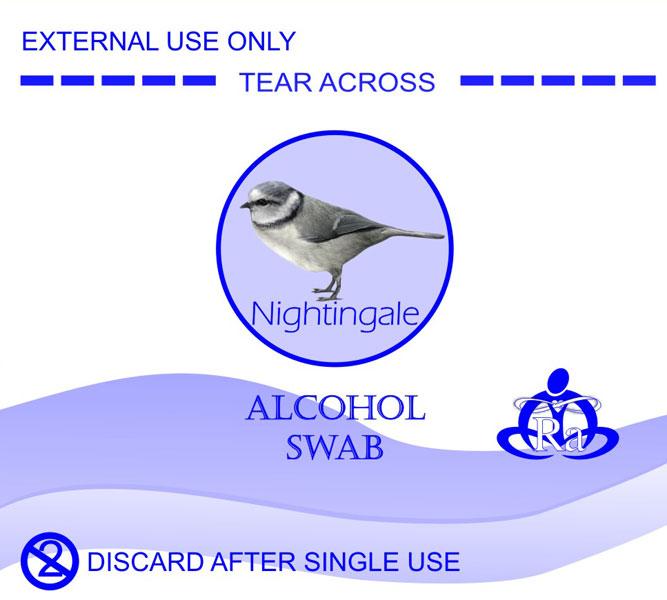 Alcoholic Swabs