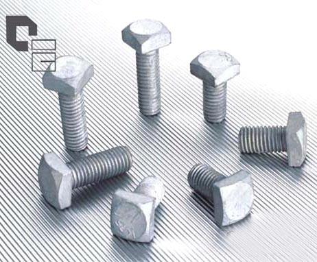 square machine bolt