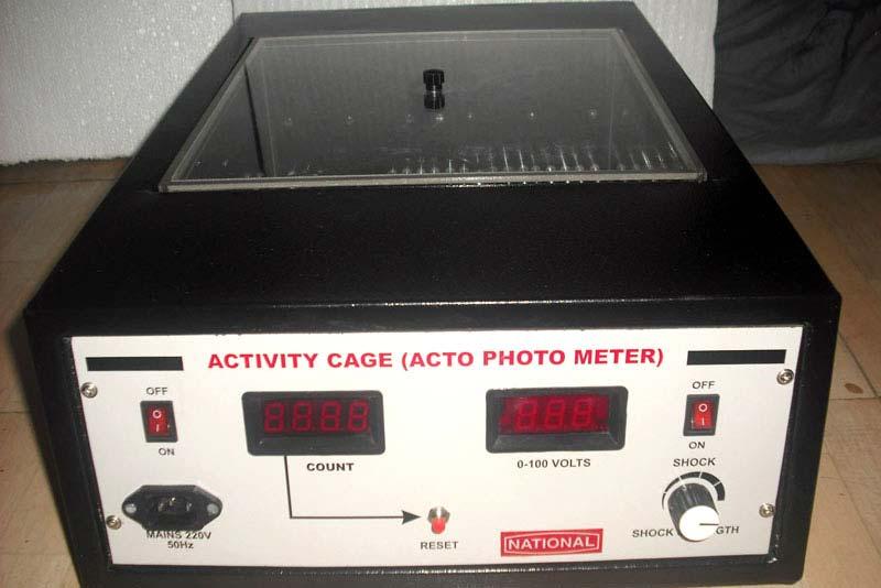 Scientific Apparatus