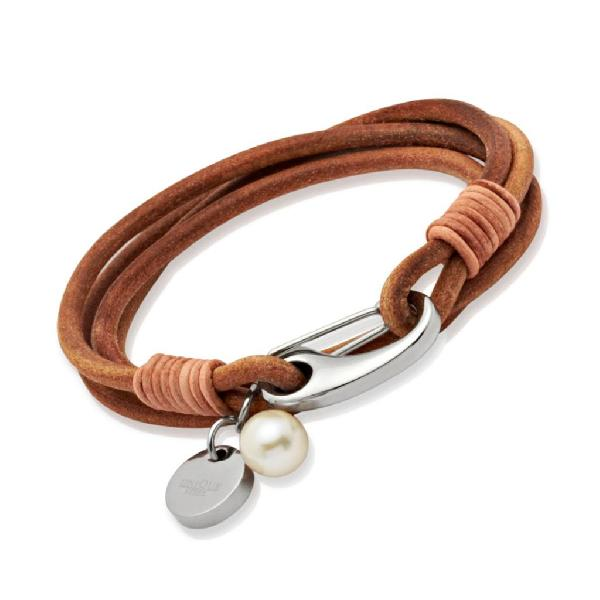 Ladies Leather Bracelet 03
