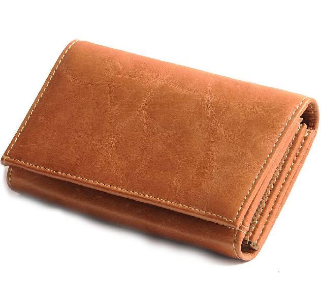 Ladies Leather Wallet 02