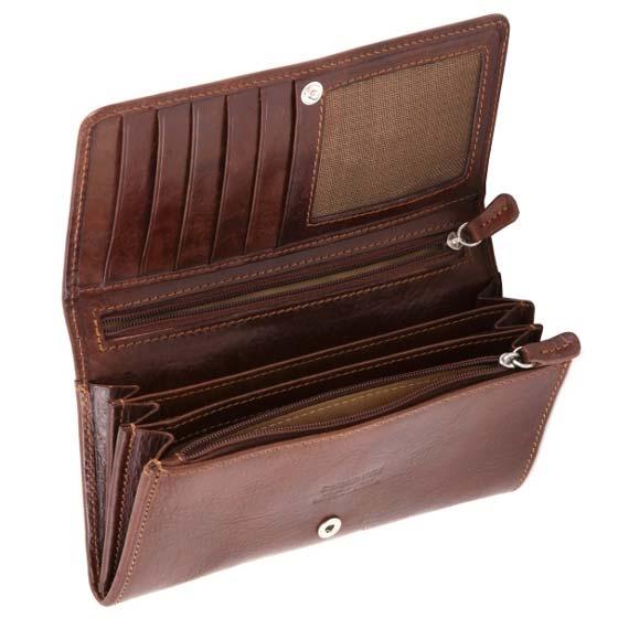 Ladies Leather Wallet 03