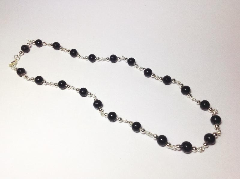 Long Beaded Necklace 05