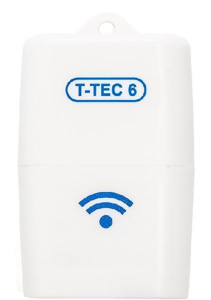 T-TEC 6RF-1C Temperature & Humidity Data Logger