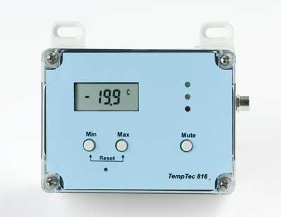 T-TEC 816 Temperature Data Logger