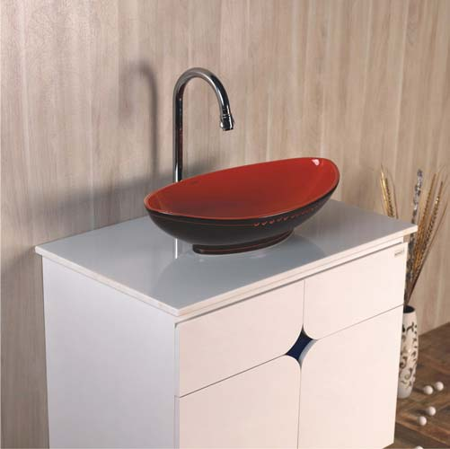 Ceramic table top wash basin exporter supplier in nagpur india for Latest wash basin designs india