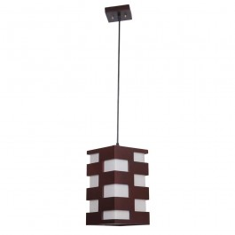 Wood Glass Pendant Lights