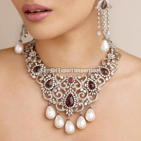 Imitation Necklace Set