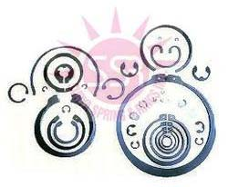 Heavy Duty Metal Circlips Stainless Steel Circlips